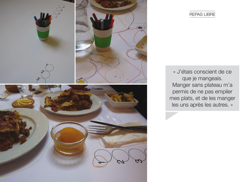 rythmer le repas au restaurant universitaire    nappur