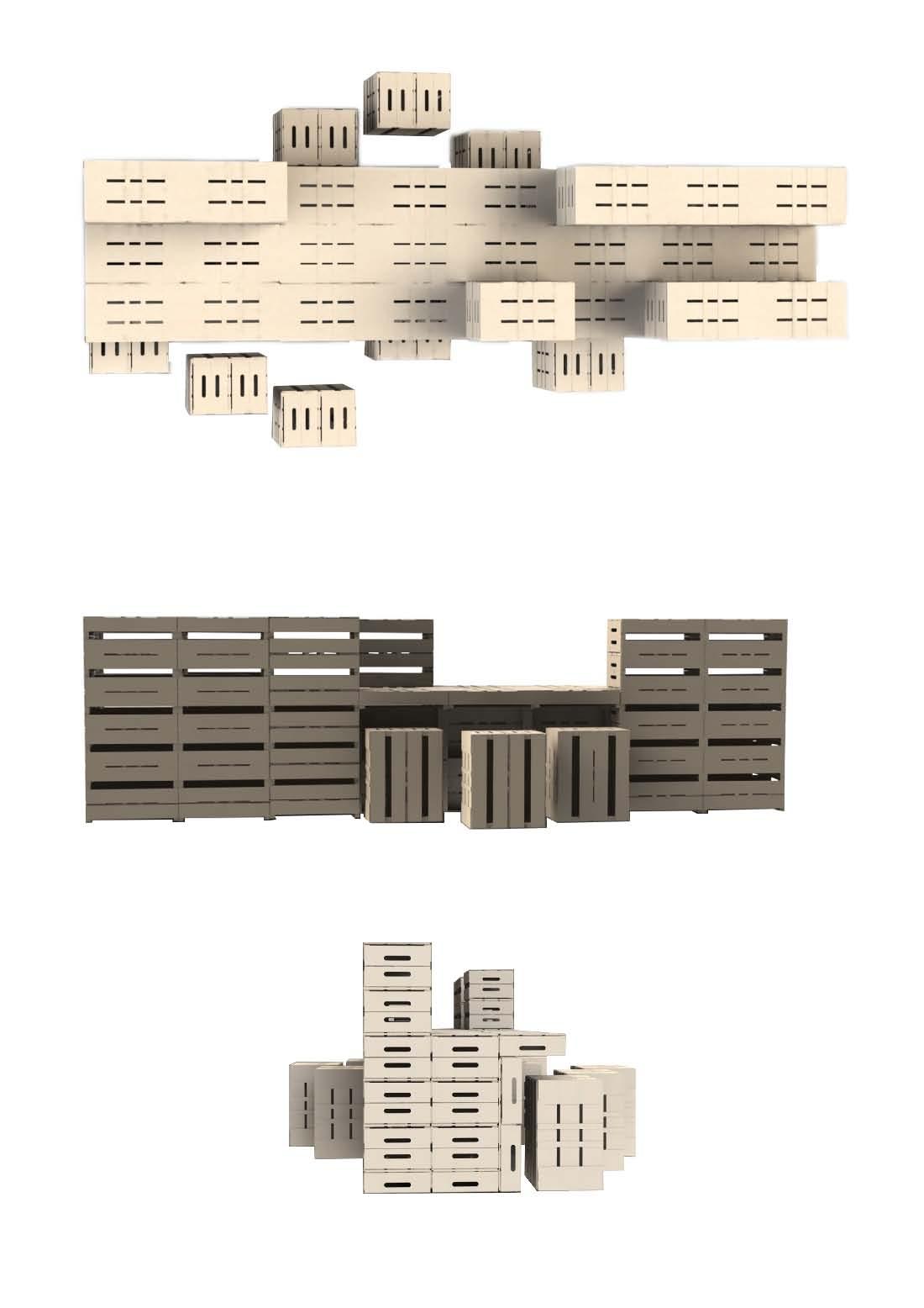 Assemblage de modules